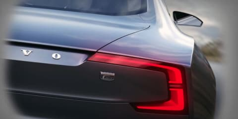 Volvo teases new coupe concept ahead of August 29 reveal