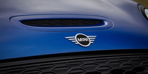 Coming soon: Mini's 'massive' SUV