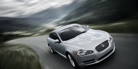 Tata launches Jaguar/LandRover in India