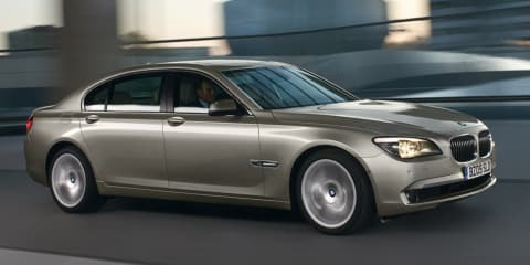 2009 BMW 730Ld makes UK sales debut