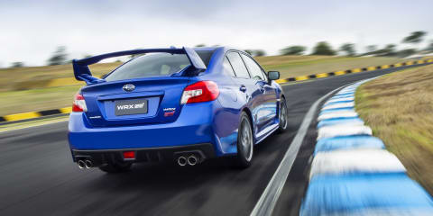 2015 Subaru WRX STI Review