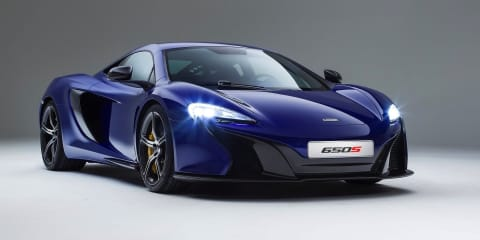 McLaren rules out SUV