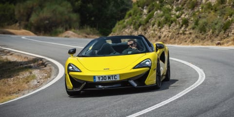 "McLaren ""the only authentic sports car setup"" on the market, engineering boss says"
