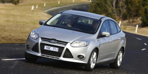 Ford Focus from Thailand here by August