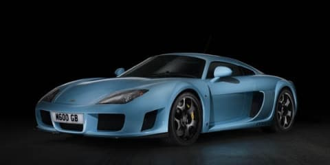 2010 Noble M600 officially unleashed