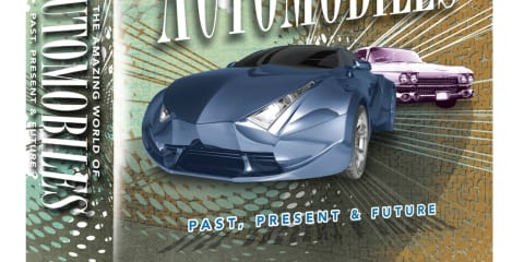 The Amazing World of Automobiles DVD Giveaway