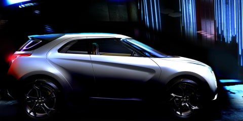 Hyundai Curb concept previewed before Detroit Auto Show