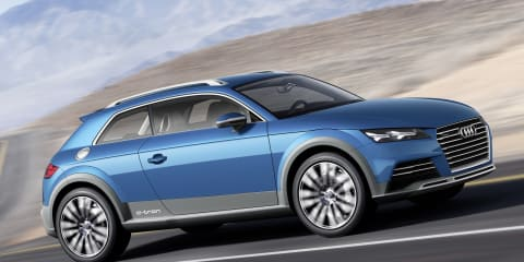 Audi TT line-up may expand to include a 'family car'