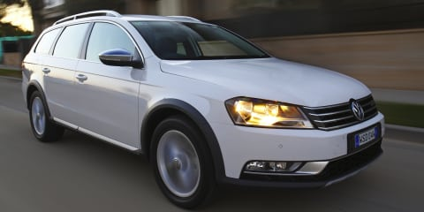 Volkswagen Passat range receives diesel upgrade