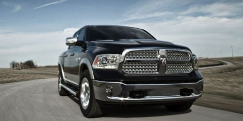 Dodge Ram: big US ute set for Australia
