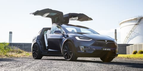 2016-17 Tesla Model X recalled for seat fix - UPDATE