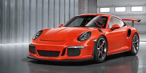 Porsche 911 GT3 RS Australian orders vastly exceed supply