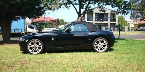 2006 BMW Z4 Review