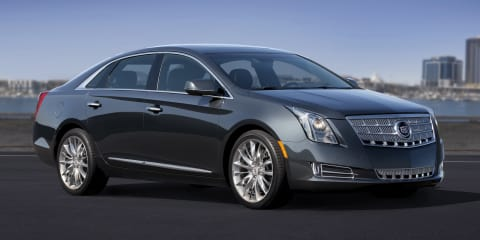 Cadillac XTS to feature vibrating seat to help drivers avoid crashes
