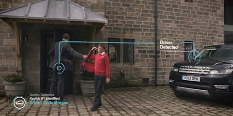 Jaguar Land Rover developing 'self-learning car' technology