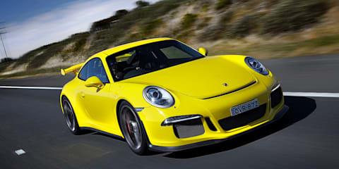 2014 Porsche 911 GT3 :: going, going, gone