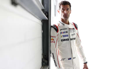 Porsche working on 'Mark Webber mode' for autonomous cars