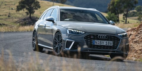 2021 Audi S4 Avant review: Australian first drive