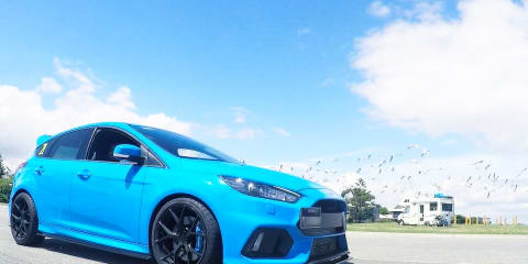 2016 Ford Focus RS review Review