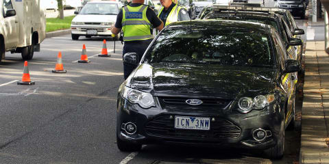 Victoria Police calling off high-speed pursuits