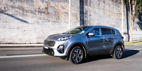 2018 Medium SUV Mega Test