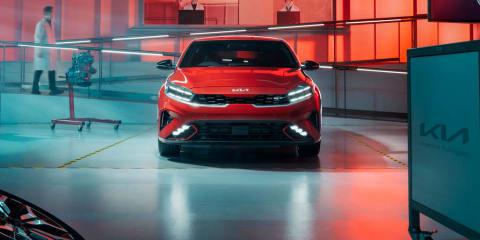 Next Kia Cerato could go electric