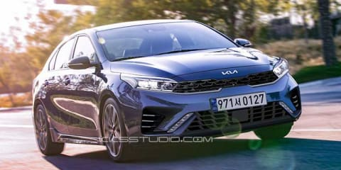 2021 Kia Cerato facelift reveal imminent, Australian launch in May – UPDATE: Spied undisguised