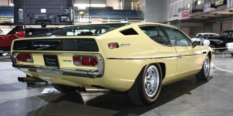 Buyer of stolen Lamborghini Espada attempts to claim ownership in court