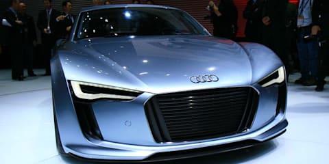 Audi's latest e-tron concept