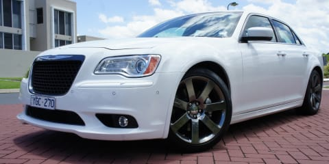 Chrysler 300 SRT8 Review