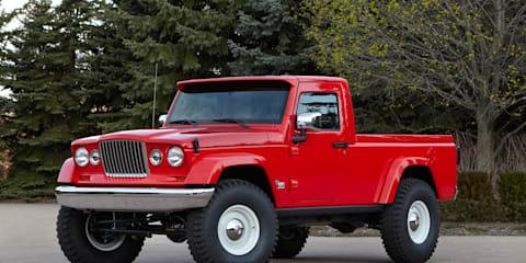 Jeep reveals six Easter Safari concepts