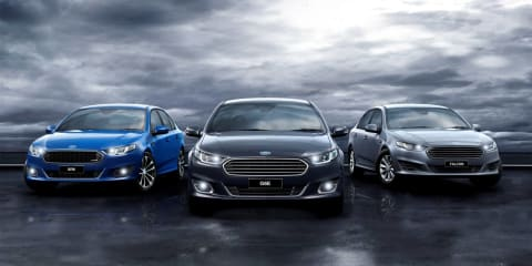 2015 Ford Falcon sedan and Ford Falcon Ute pricing revealed