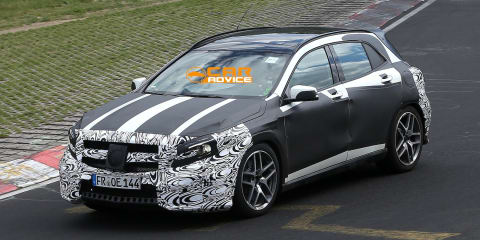 Mercedes-Benz AMG boss confirms GLA45 AMG, plans SLC-Class