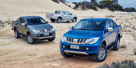 2016 Mitsubishi Triton and Pajero Sport recalled for tow-bar fix