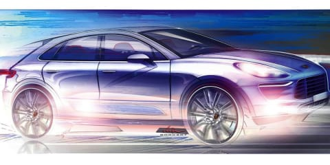 Porsche Cayenne coupe to rival X6, MLC from 2018 - report