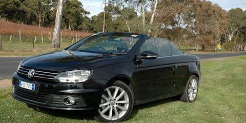 2011 Volkswagen Eos Review