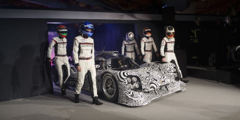 Porsche 919 hybrid: LMP1 racer, complete driver line-up named