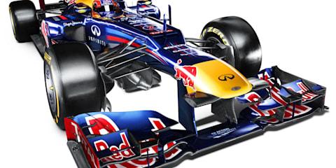 2012 Red Bull Racing RB8 + Infiniti