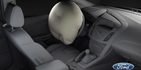 2012 Ford Focus to get rib-protecting airbag