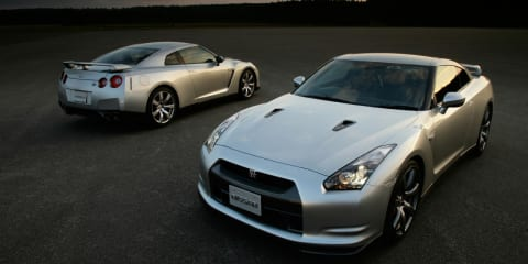 Nissan GT-R Australian pricing