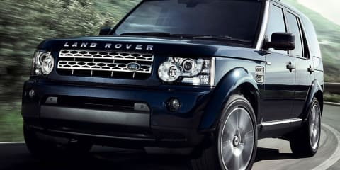 2012 Land Rover Discovery 4 on sale in Australia in November