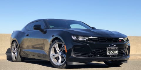 Chevrolet Camaro reaches the end of the line in Australia