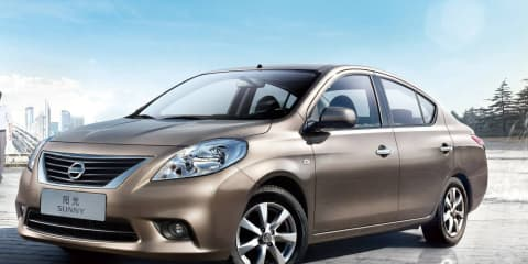 Nissan Sunny global small car coming to Australia
