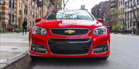 Chevrolet SS Review: Holden in the Big Apple