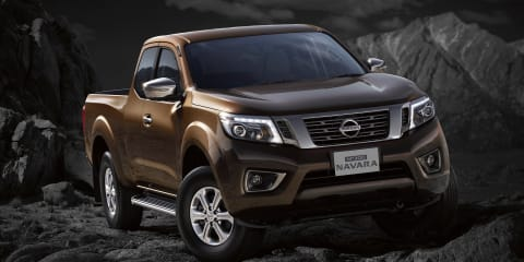 2015 Nissan Navara pricing and specifications