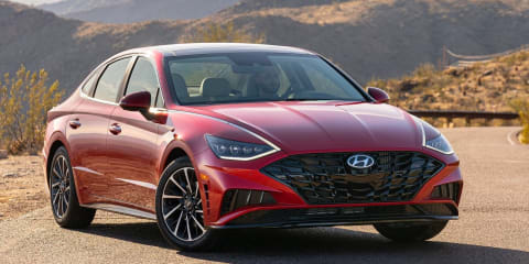 New Hyundai Sonata due in Australia late 2020