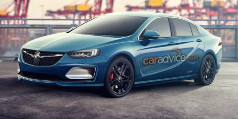 Opel Insignia OPC to lose V6 for all-wheel drive turbocharged four-cylinder