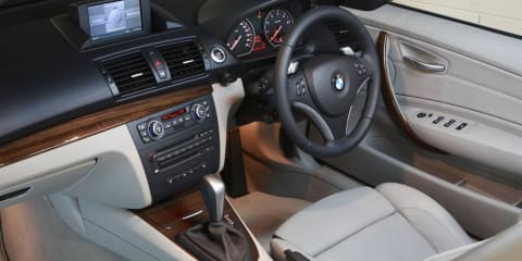 BMW 1 Series Convertible has arrived