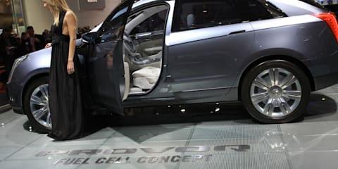 Cadillac Provoq 2008 Geneva Motor Show