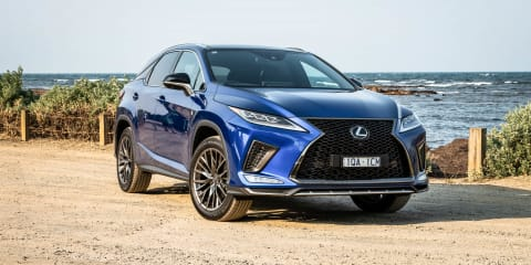 2019 Lexus RX300: Holiday coastal chariot